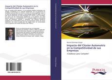 Portada del libro de Impacto del Clúster Automotriz en la Competitividad de sus Empresas