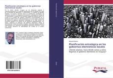 Portada del libro de Planificación estratégica en los gobiernos electrónicos locales