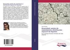 Capa do livro de Diversidad, patrón de coexistencia y distribución espacial de líquenes