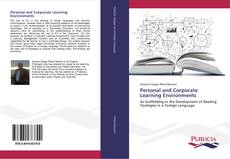 Bookcover of Personal and Corporate Learning Environments