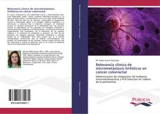 Borítókép a  Relevancia clínica de micrometástasis linfáticas en cáncer colorrectal - hoz