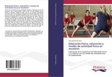 Portada del libro de Educación Física: valoración y niveles de actividad física en escolares