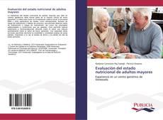 Buchcover von Evaluación del estado nutricional de adultos mayores