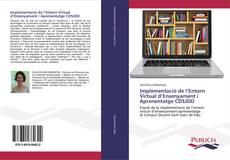 Implementació de l'Entorn Virtual d'Ensenyament i Aprenentatge CDSJDD kitap kapağı