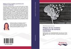 Portada del libro de Mejora de los modelos preclínicos de tumores cerebrales