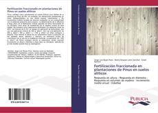Couverture de Fertilización fraccionada en plantaciones de Pinus en suelos alíticos