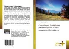 Capa do livro de Conversations évangéliques