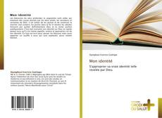 Capa do livro de Mon identité