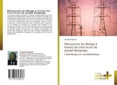 Portada del libro de Découvrons les Mongo à travers les trois écrits de Joseph Bongango
