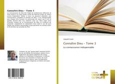 Portada del libro de Connaître Dieu - Tome 3