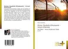 Обложка Prison: Poubelle d'Humanité - Vitrail d'Eternité