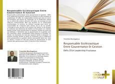 Capa do livro de Responsable Ecclésiastique Entre Gouvernance Et Gestion