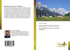 Portada del libro de Ressusciter avec le Christ