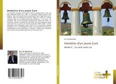 Couverture de Homélies d'un jeune Curé
