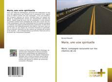 Buchcover von Marie, une voie spirituelle