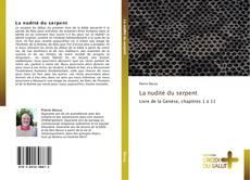 La nudité du serpent kitap kapağı