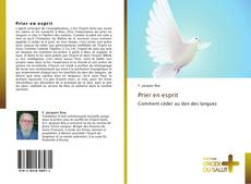 Bookcover of Prier en esprit
