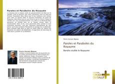 Portada del libro de Paroles et Paraboles du Royaume