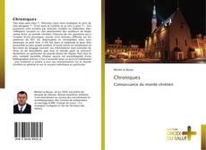 Portada del libro de Chroniques