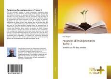 Buchcover von Poignées d'enseignements Tome 1