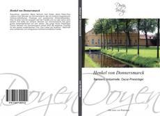 Buchcover von Henkel von Donnersmarck
