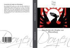 Bookcover of Geschichte der Grafen von Winzenburg