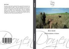 Bookcover of Kivi kotti