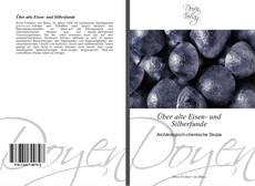 Buchcover von Über alte Eisen- und Silberfunde