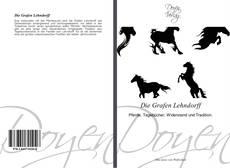 Bookcover of Die Grafen Lehndorff