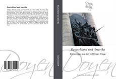 Buchcover von Deutschland und Amerika