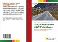 Capa do livro de Auscultação Geodésica de uma Encosta para detecção de movimentos