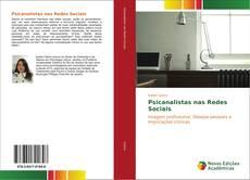 Bookcover of Psicanalistas nas Redes Sociais