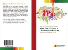 Relações Públicas e comunicação interna kitap kapağı