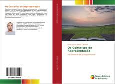 Buchcover von Os Conceitos de Representação