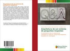 Capa do livro de Arquitetura de um sistema de perguntas-respostas
