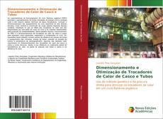 Capa do livro de Dimensionamento e Otimização de Trocadores de Calor de Casco e Tubos
