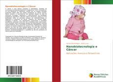 Обложка Nanobiotecnologia e Câncer