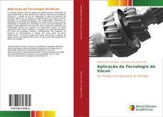 Capa do livro de Aplicação da Tecnologia do Vácuo