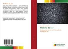 Bookcover of História do ser