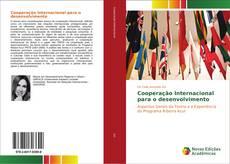 Capa do livro de Cooperação Internacional para o desenvolvimento