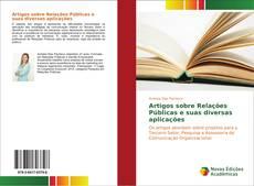 Artigos sobre Relações Públicas e suas diversas aplicações kitap kapağı