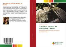 Capa do livro de A mulher na obra de Rosalía de Castro
