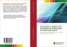 Portada del libro de Concepção e Saberes da Formação de Professores em Educação Física