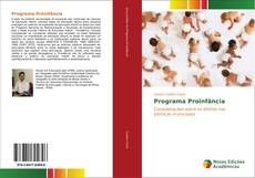 Bookcover of Programa Proinfância