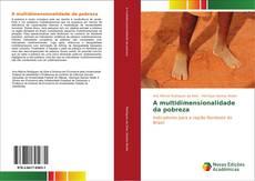 Portada del libro de A multidimensionalidade da pobreza
