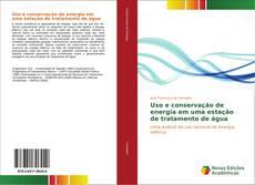 Portada del libro de Uso e conservação de energia em uma estação de tratamento de água