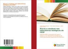 Buchcover von Riscos e resíduos nos laboratórios biológicos do CESP