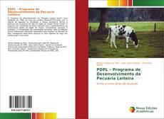 Capa do livro de PDPL – Programa de Desenvolvimento da Pecuária Leiteira