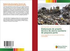 Capa do livro de Elaboração de projeto técnico de aterro sanitário de pequeno porte