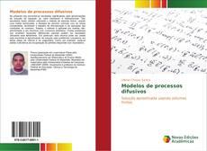 Copertina di Modelos de processos difusivos